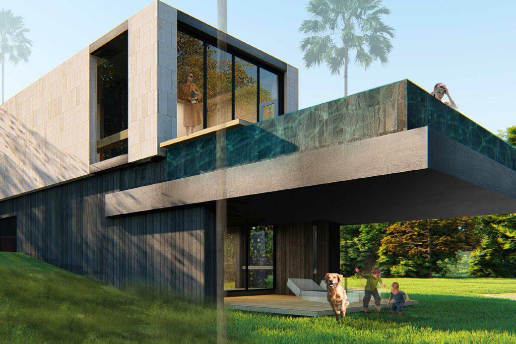 pool villa property phuket